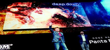Jogo Game Deep Down Playstation 4