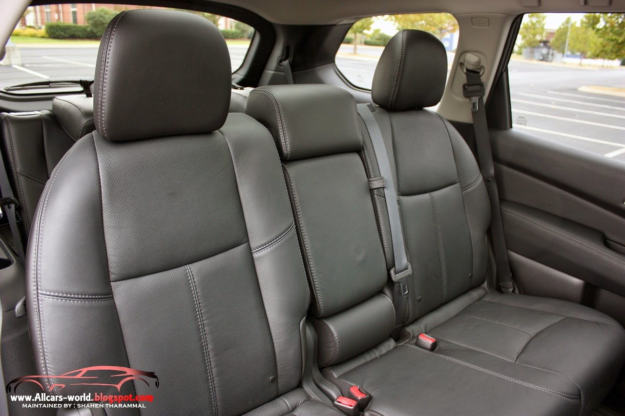 Inside the 2014 nissan pathfinder offers an attractive cabin with high quality materials that give it a decidedly premium look especially in the top