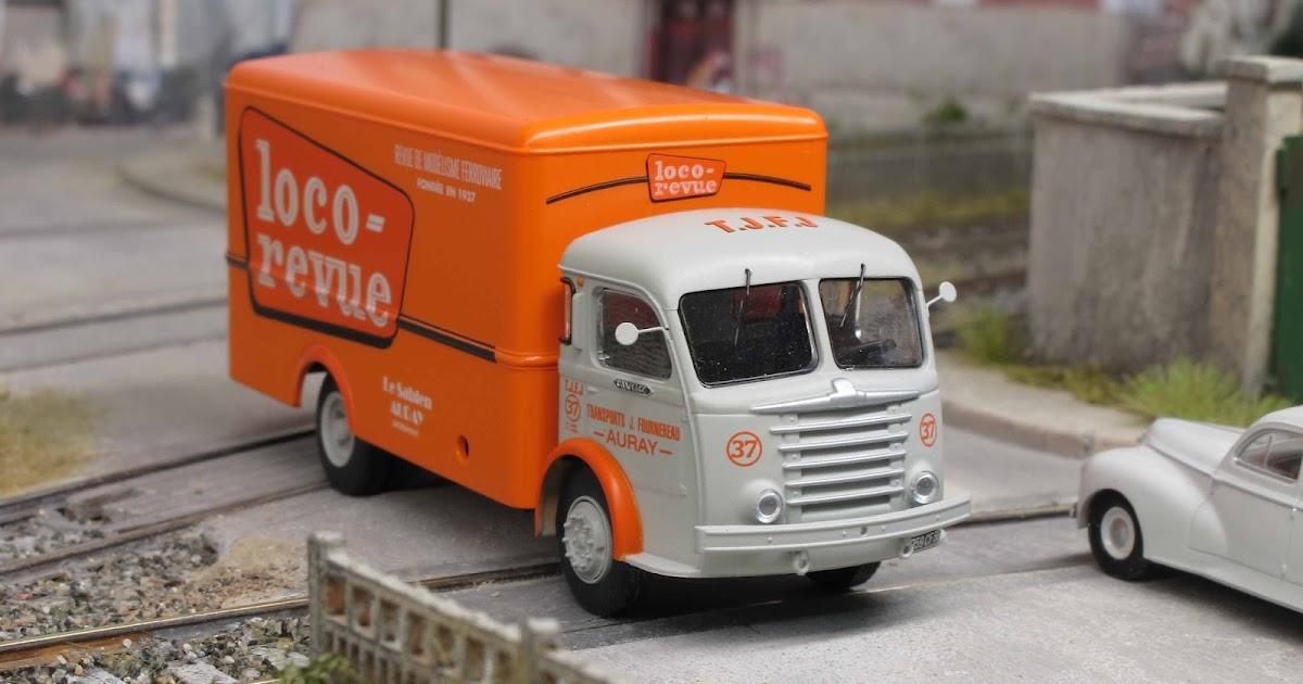 loco revue nouveau camion loco revue commandez le. Black Bedroom Furniture Sets. Home Design Ideas