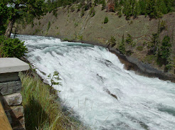 Bow Falls, Banff, Alberta