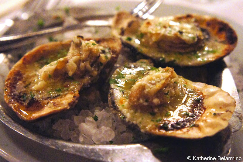 Charbroiled Style Oysters Antoine's New Orleans