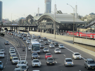 Ayalon Highway today