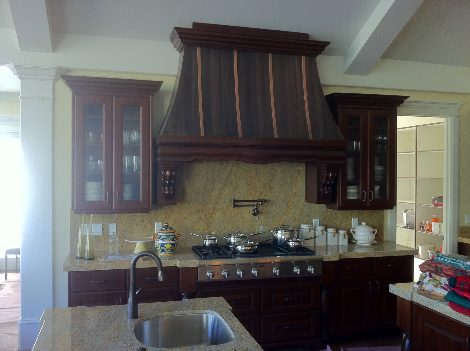 Richardson Kitchen cabinets