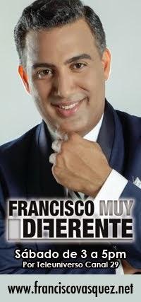 Francisco Vasquez Muy Diferente