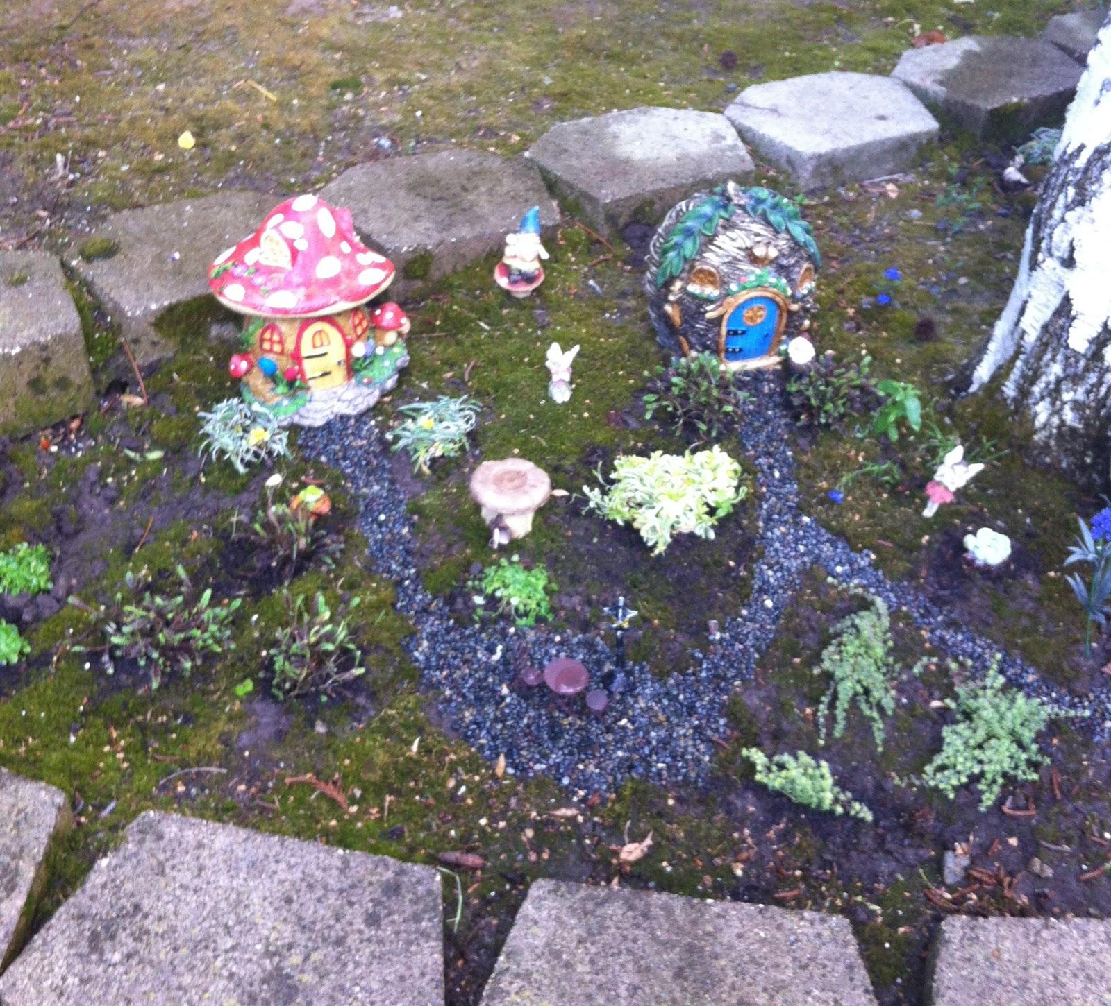 Bit Of Tea Honey Fairy Gardens