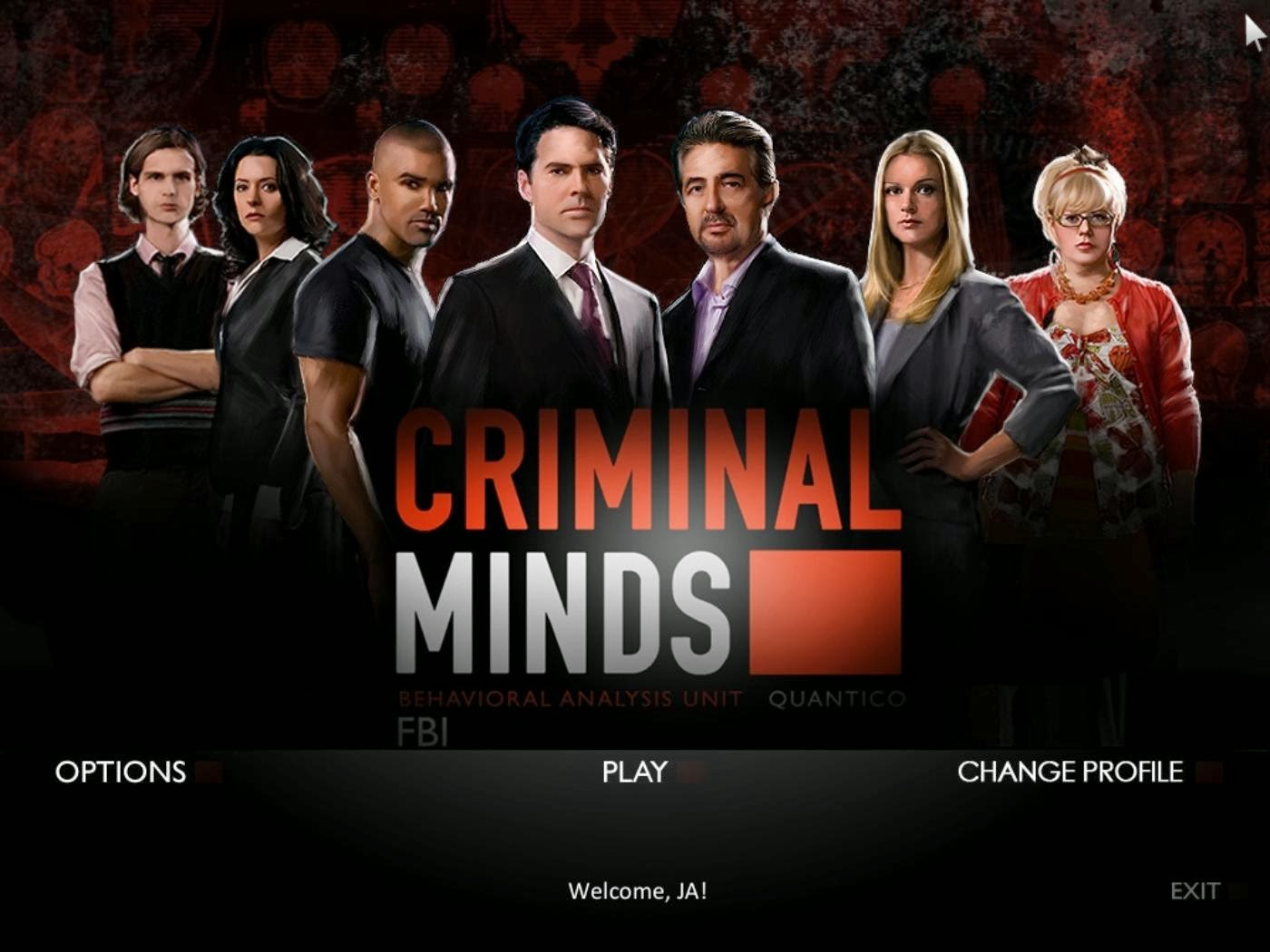 Criminal Minds PC Game