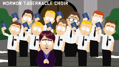 Tom Cruise not Mormon South Park funny