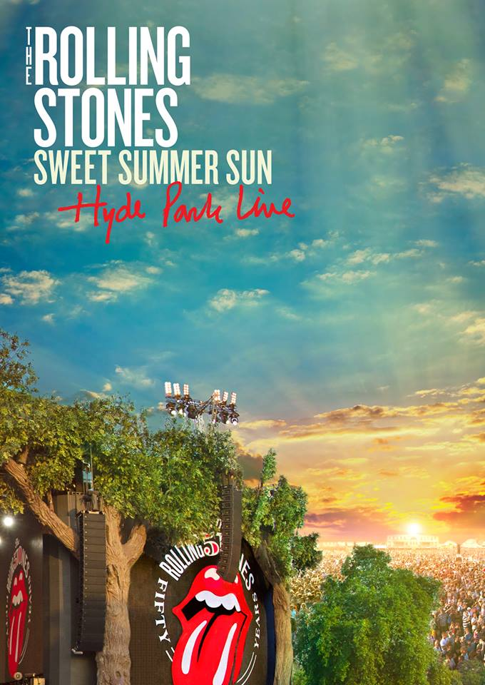 The Rolling Stones: Sweet Summer Sun (2013)