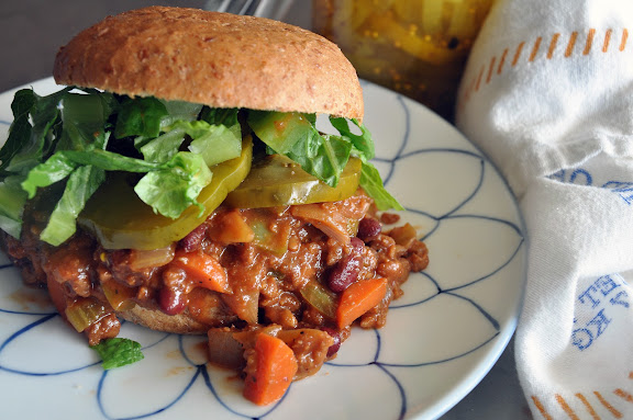 Meatless Monday inspiration: Sloppy Joes