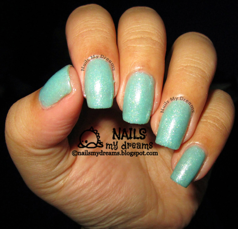 castledew 9799 nail polish swatch