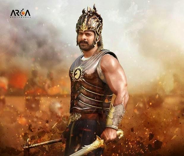 Prabhas Baahubali First Look