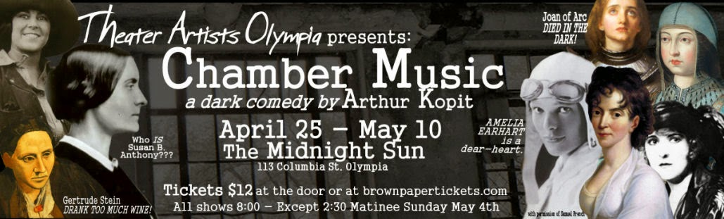 Chamber Music-Theater Artists Olympia