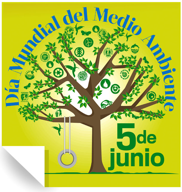 5 De Junio DIA Mundial Del Medio Ambiente