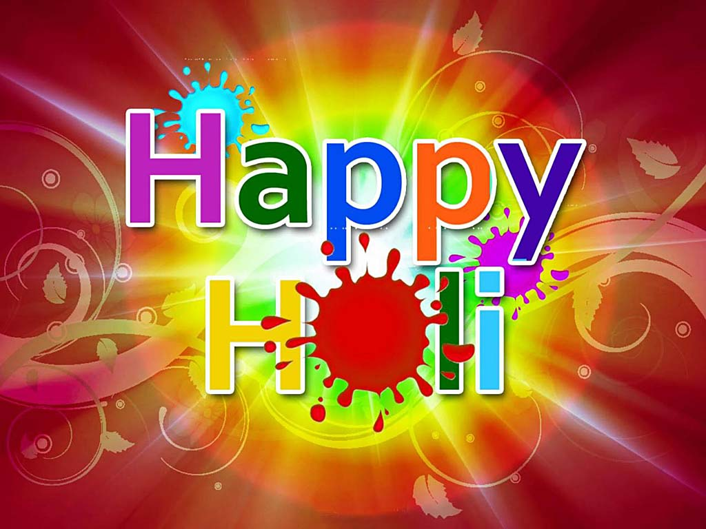 Love Wallpaper For Holi : Happy Holi
