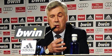 Perez: Selamat Datang di Madrid, Carlo!