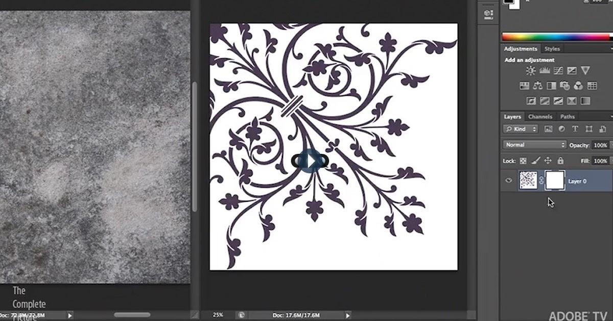 photoshop cs6 layer mask tutorial pdf