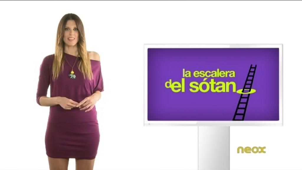 MAFALDA GONZALEZ-ALEGRE, LA ESCALERA DEL SOTANO (02.06.13)