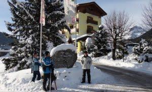 Questo Natale ad Andalo: ci è rimasto nel cuore