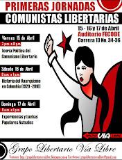 Primeras Jornadas Comunistas Libertarias