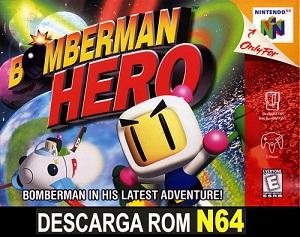 Bomberman HERO 64 64 ROMs Nintendo64
