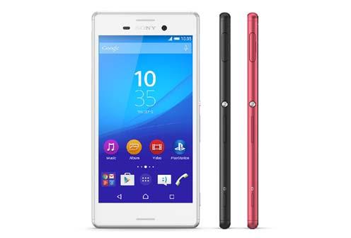 Spesifikasi dan Harga Sony Xperia M4 Aqua, Smartphone Octa Core Kamera 13 MP