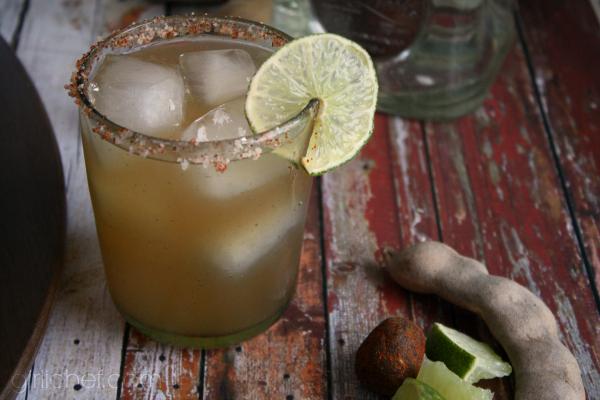 Tamarind Margarita + more Margarita recipes for National Margarita Day | www.girlichef.com