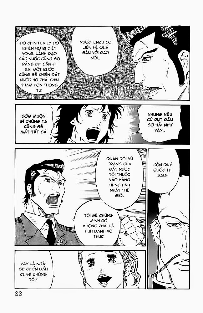 Vua Trên Biển – Coco Full Ahead chap 215 Trang 8 - Mangak.info