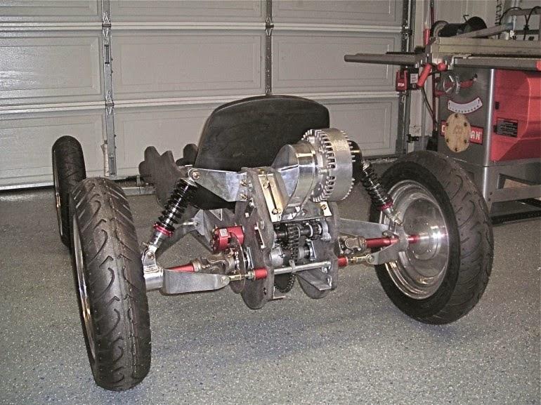 Тюнинг своими руками электромобиля 162