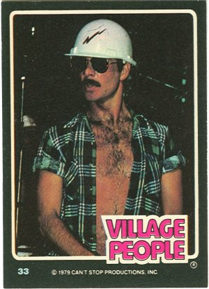 from Rocky the village people gay members