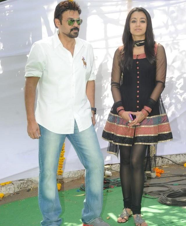 Venkatesh_New_Movie_Launch