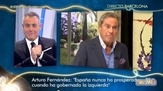 Declaraciones polémicas del actor Arturo Fernández