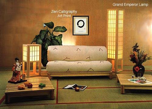 Sala con estilo feng shui ideas para decorar dise ar y for Decorar departamentos con feng shui