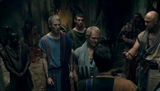 ver capitulo de Spartacus: Dioses de la Arena