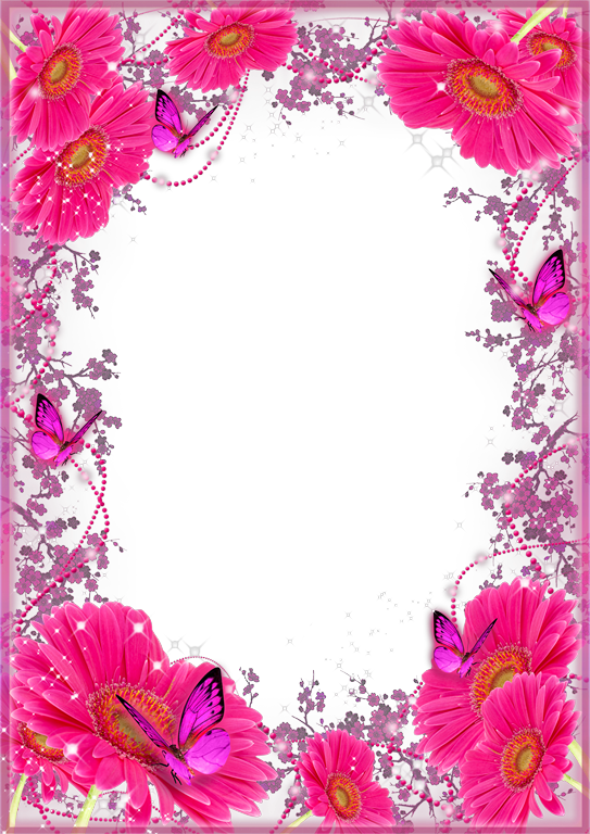 Imágenes de bordes para tarjetas de quince años - Imagui