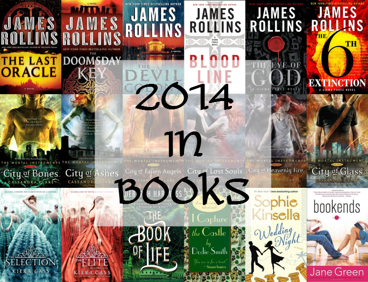 Sweet Turtle Soup: 2014 in Books
