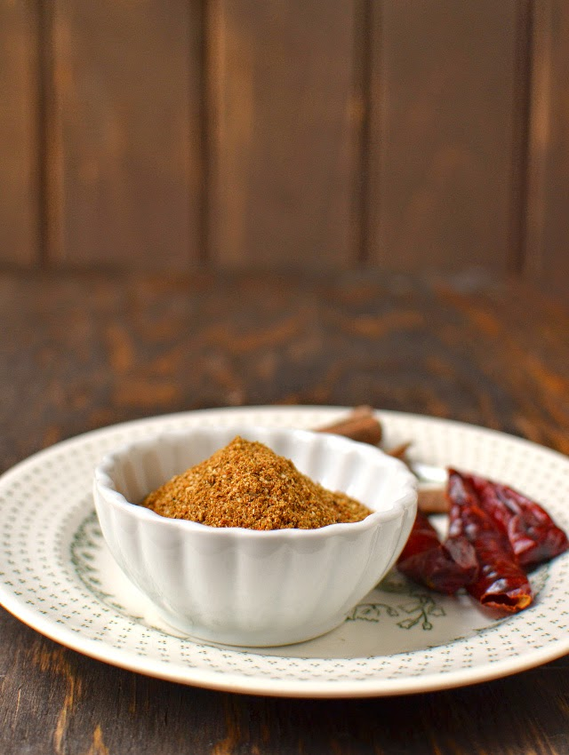Sri Lankan Curry Powder Recipe