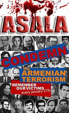 ASALA Armenian Terror © This content Mirrored From  http://armenians-1915.blogspot.com