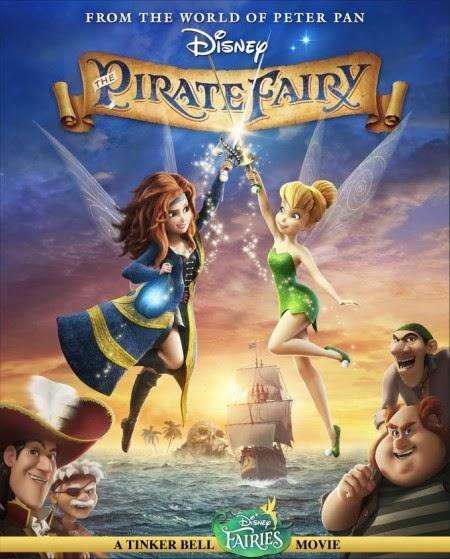 ดูหนังออนไลน์ Tinker Bell And The Pirate Fairy ทิงเกอร์เบลกับโจรสลัดนางฟ้า ภาค 5