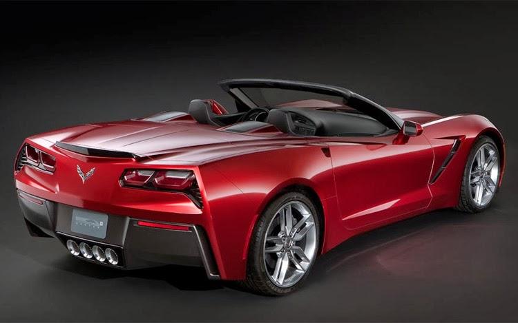 world of best cars 2014 chevrolet corvette corvette c7 the best looking in years. Black Bedroom Furniture Sets. Home Design Ideas