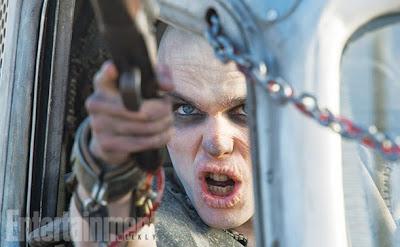 Nicholas Hoult in Mad Max Fury Road