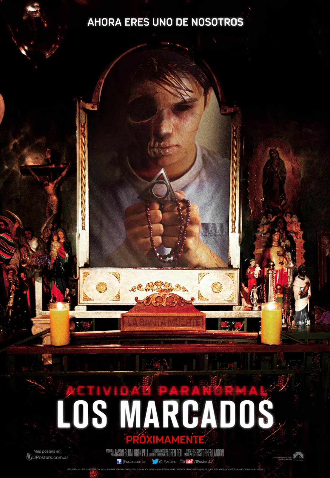 Actividad Paranormal Los Marcados Wallpaper Latino de Actividad pa
