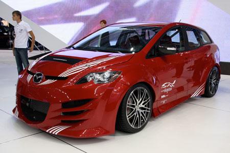 Exceptional 2011 Mazda CX 7