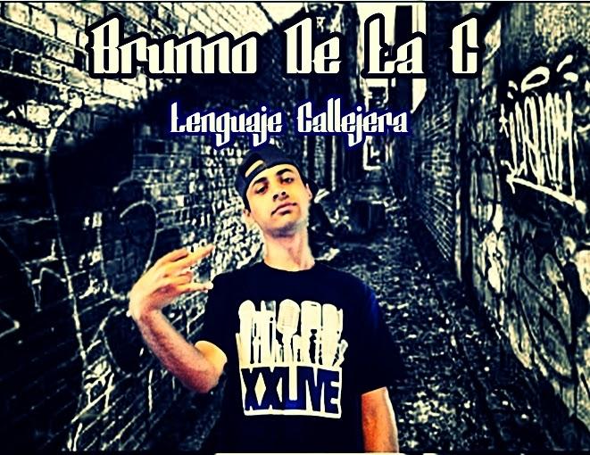 Brunno De La C disponibiliza ep solo ''Lenguaje Callejera -Vol.1''