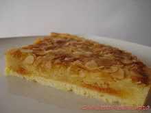 Torta frangipane ai mandarini
