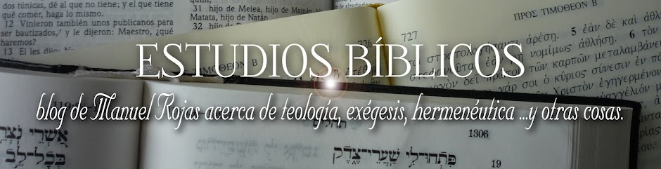 Estudios Bblicos
