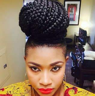 ... Hairstyles In Nigeria - Weavon Braids Online - Fashion - Nigeria