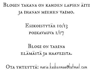 Maria / 27 / Vantaa