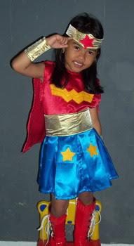 KSS-009 Kostum Wonder Woman