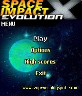 space impact x s60v2