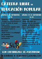 Cátedra Libre de EDUCACIÓN POPULAR